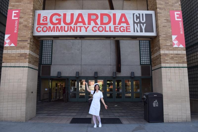 laguardia community college nursing